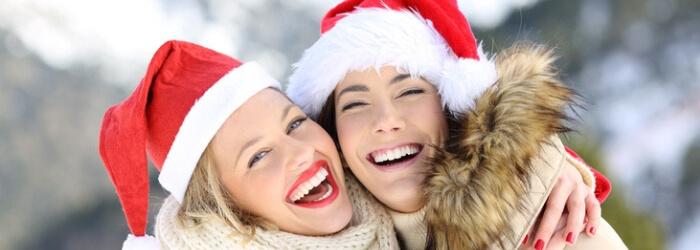 Tips para cuidar tu sonrisa durante las fiestas navideñas