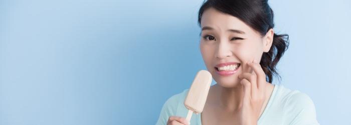 Causas y tratamiento de los dientes sensibles