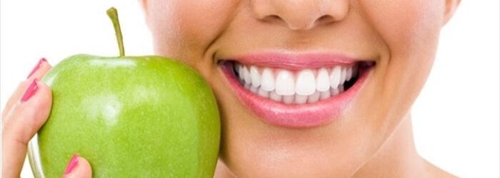 Tips de nutrición para cuidar tus dientes