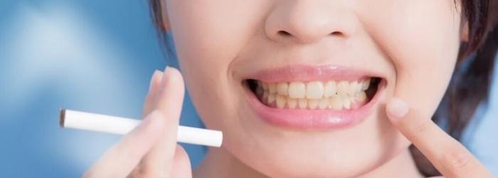 6 daños provocados por el tabaco en la boca